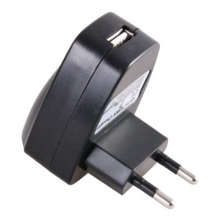 Caricatore universale da casa con 1 porta USB da 1500mah