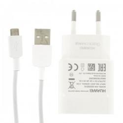 Huawei Fast charger USB da 2A + Cavo dati Microusb - Bulk