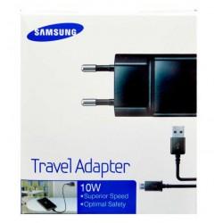 Samsung Caricatore da rete 2A + Cavo microusb (ETA-U90+ECB-DU4AB) Retail Nero