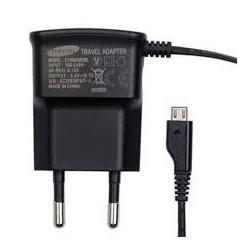 Samsung Caricatore da Casa Micro USB Bulk 0,7A ETA0U10EBE
