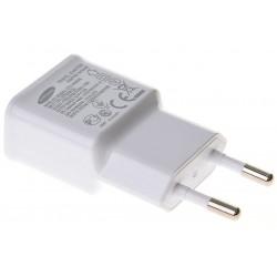 Samsung Caricatore da rete 2A USB ETA-U90 (Solo spina) Bulk Bianco