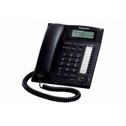 Telefono a Filo Panasonic 880 Nero