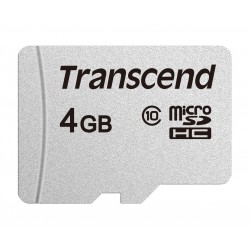TRANSCEND MICROSD 4GB UHS-I U1 NO ADAPTER