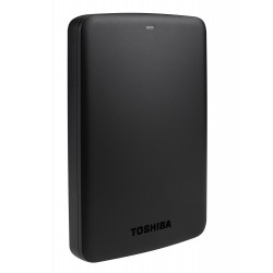 Toshiba HDD Canvio Basics 3TB USB 3.0 Nero