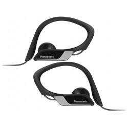 Panasonic Cuffie sport con clip HS34 Nero