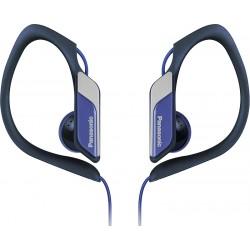 Panasonic Cuffie sport con clip HS34 Blu