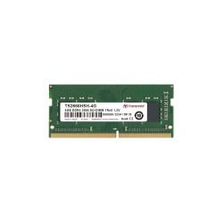 4GB DDR4 2666 SO-DIMM 1Rx8 1.2V