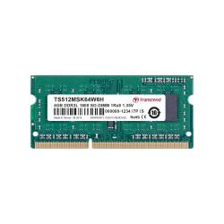 4GB DDR3L 1600 SO-DIMM 1Rx8 1.35V