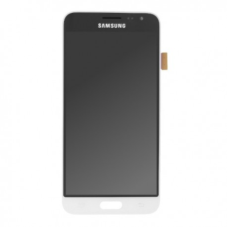 Display + Touch per Samsung J320 - J3 2016 Nero