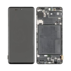 Display Lcd Samsung A71 (2020) A715F Nero