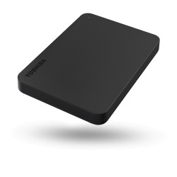 Toshiba HDD Canvio Basics 4TB USB 3.0 Nero
