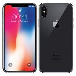 GRADO A IPHONE X 64GB SPACE GREY RICONDIZIONATO