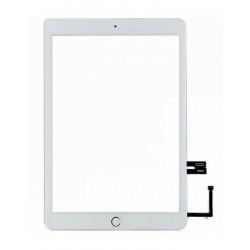 Vetro Touch + Home per Ipad 6a Gener. Bianco