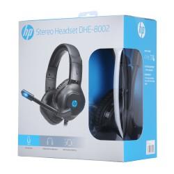 HP Cuffia Gaming con microfono Nero DHE-8002