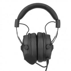 HP Cuffia Gaming con microfono Nero DHE-8006