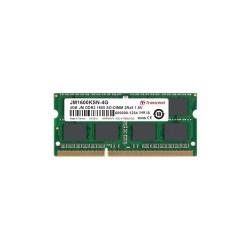 4GB JM DDR3 1600 SO-DIMM 1Rx8 Unbuffer Non-ECC Memory CL11