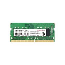 TRANSCEND 16GB DDR4 2666 SO-DIMM Unbuffered