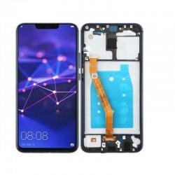 HUAWEI DISPLAY + TOUCH + FRAME + BATTERIA MATE 20 LITE BLUE