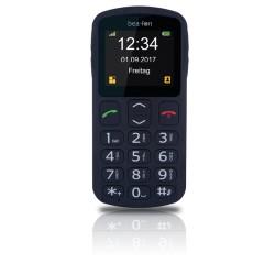Beafon SL250 Cellulare Senior Nero/Argento
