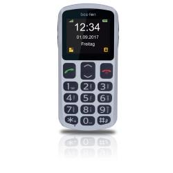 Beafon SL250 Cellulare Senior Argento/Nero