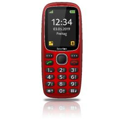 Beafon SL360 Cellulare Senior Rosso