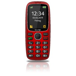 Beafon SL360i Cellulare Senior Rosso