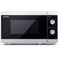 Sharp Forno a Microonde e grill 20 Litri Silver YC-MG01E-S