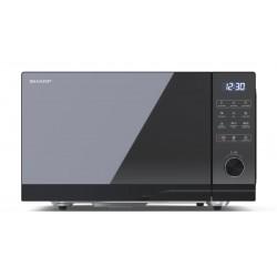 Sharp Forno a Microonde, Grill & Convezione 25 Litri Black YC-GC52FE-B