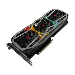 PNY GeForce RTX™ 3090 24GB XLR8 Gaming REVEL EPIC-X RGB™ Triple Fan Edition