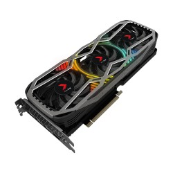 PNY GeForce RTX™ 3070 8GB XLR8 Gaming REVEL EPIC-X RGB™ Triple Fan Edition