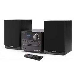 Sharp Hi-Fi Micro System XL-B517D Nero