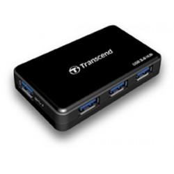 Transcend Hub 4 Porte USB 3.0
