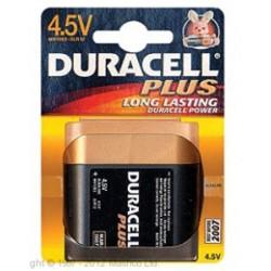 Duracell Piatta 4,5 Volt Blister 1Pz Scatola 10Pz