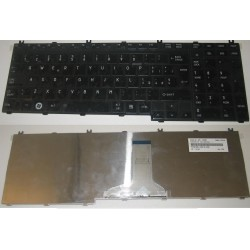 Tastiera originale italiana Toshiba Satellite Nero