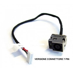 DC Power HP Compaq CQ62, CQ65, G65, G62