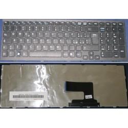 Tastiera Originale Italiana Nera Sony VPC-EH Serie Completa di frame