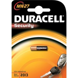 Duracell MN27 - 12volt - Bl.1Pz - Scatola 10 Blister