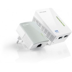 TP-Link POWERLINE 300MBPS KIT EXTENDER INCL