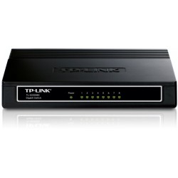 TP-Link SWITCH 8P GIGABIT V.6.0 PLASTIC CAS