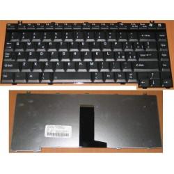 Tastiera Italiana Nero Toshiba Satellite A100