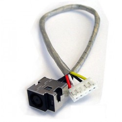 DC Power Jack per Notebook HP DV7 4pin