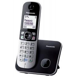 Panasonic Cordless Dect 6811 Nero