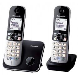 Panasonic Cordless Dect Twin 6812