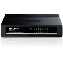 TP-Link SWITCH 16P 10/100MBPS TP-LINK PLAST