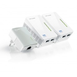 TP-Link POWERLINE 500MBPS KIT 2PZ TL-WPA422