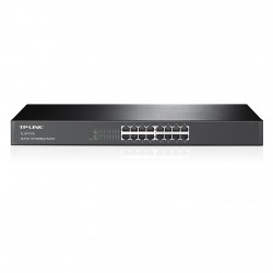 TP-Link SWITCH 16P 10/100MBIT TPLINK RACK