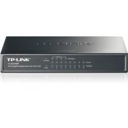 TP-Link SWITCH 8P GIGABIT DI CUI 4P POE TPL