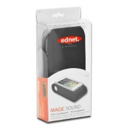 Ednet Magic sound Altoparlante portatile ad induzione 2 watt