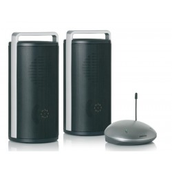 Marmitek Speaker Anywhere 200 - Altoparlanti stereo interni senza fili a due vie