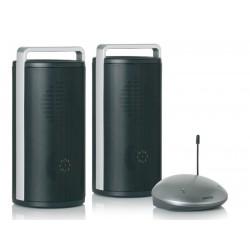 Marmitek Speaker Anywhere 200 - Altoparlanti stereo interni senza fili a due vie